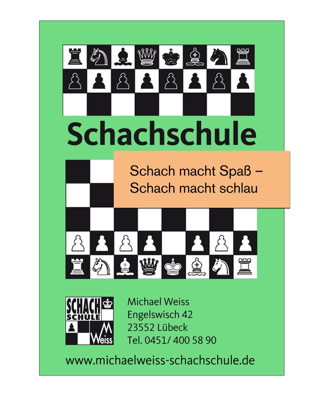 Schachschule Michael Weiss